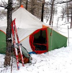 Школа по лыжному туризму