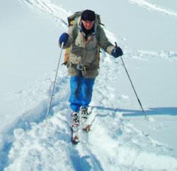 Школа БУ по лыжному туризму в Москве