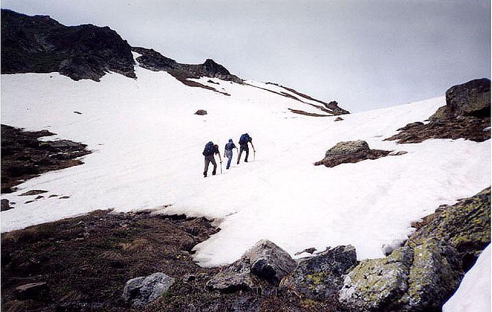 Приглашаем желающих заниматься горным туризмом