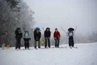 Лыжный выход на выходных с Клубом АТО