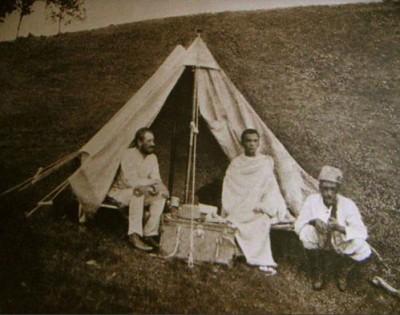 Африканские экспедиции Николая Носова по следам Гумилёва
