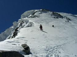 Восхождение на самую высокую точку Монголии