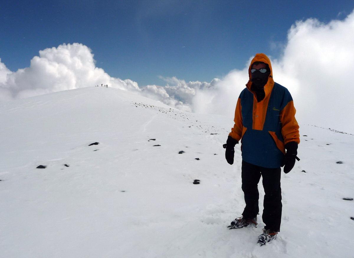 Восхождение на восточную вершину Эльбруса